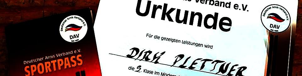09. September 2017 – Modern Arnis Prüfung